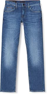Tommy Hilfiger Men's Straight Denton SSTR NEESE Blue Straight Jeans