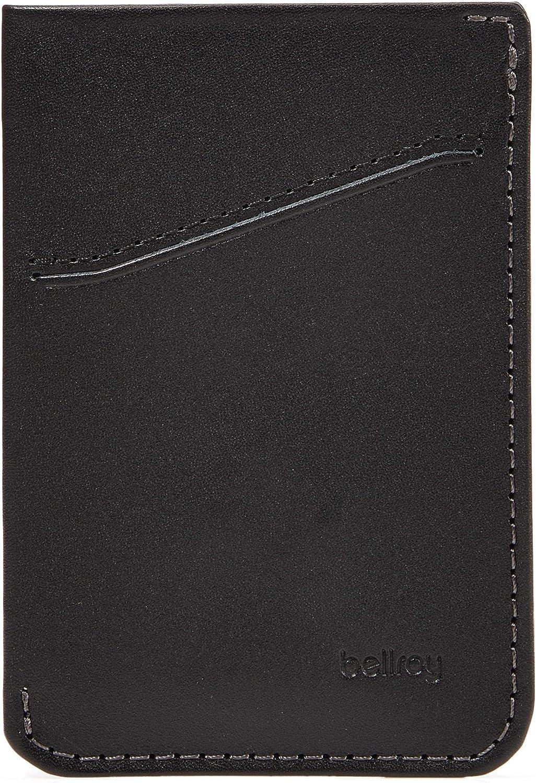 Bellroy Card Washington Mall OFFicial shop Sleeve Premium Leather or W Holder Minimalist