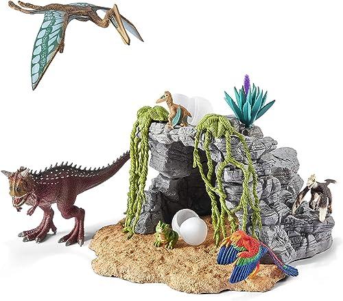 Schleich - 42261.0 - Kit De Dinosaures avec Grougete