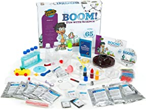 Learn & Climb Over 65 Experiments Kit, How-to DVD and Instruction Manual.Year-Round Fun Educational Science Activities …