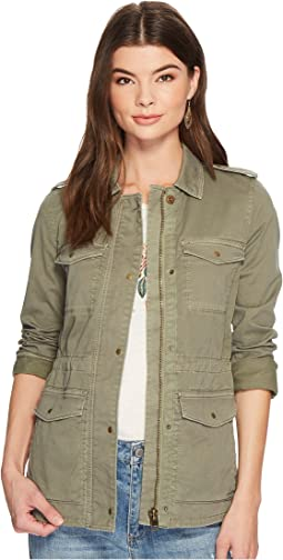 Lucky Brand - Girlfriend Utility Jacket