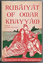 Rubaiyat of Omar Khayyam Rendered Into English Verse By Edward Fitzgerald First and Fifth Versions With Drawings By Edmund J. Sullivan