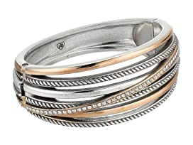Neptune's Ring Hinged Bracelet