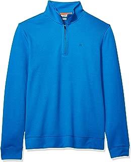 Men's Classic Quarter Zip Sweater