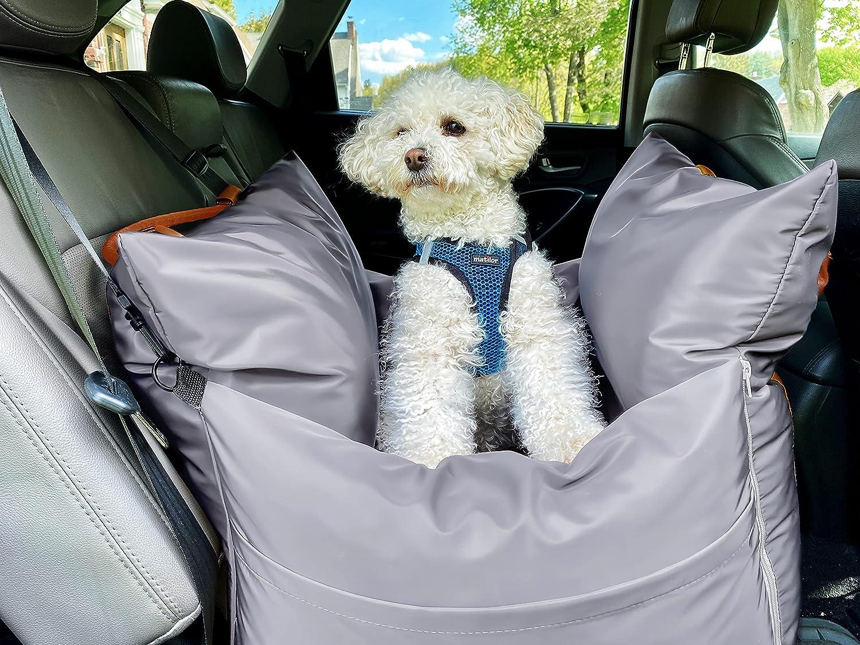 'Oli'Oli Cheap SALE Start Pet Premium Dog Car Max 52% OFF Booster Be 2-in-1 Seat Travel