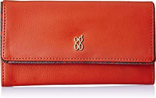 Baggit Women's Wallet (Brick)