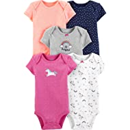 Baby Girls' Multi-pk Bodysuits 126g330