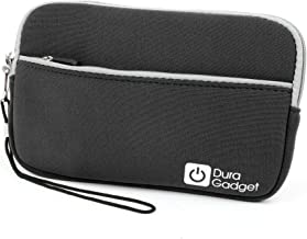 DURAGADGET Black Soft Neoprene Protective Carry Pouch - Compatible with Amazon Kindle Paperwhite | Paperwhite 3G | Kindle ...