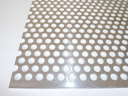 24,00 €// M + 0,25 € Al Largo Piastre Alluminio 8mm,90mm Ampio Non Incellofanato