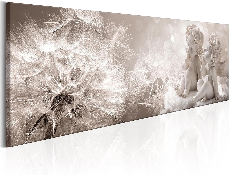 Murando - Bilder PustemBlaume 150x50 Vlies Leinwandbild 1 ...