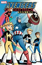 Avengers And Power Pack Assemble! (Avengers and Power Pack Assemble! (2006))
