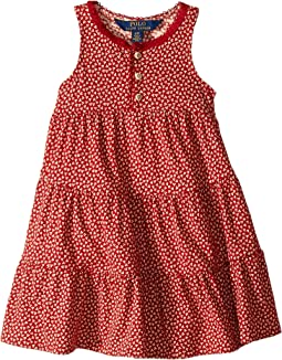 Floral Cotton Jersey Dress (Toddler)