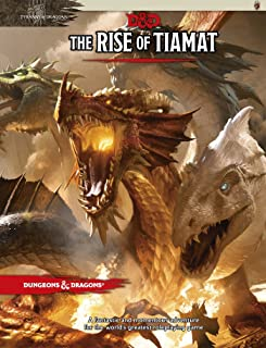 Dungeons & Dragons: Tyranny of Dragons the Rise of Tiamat (D&D Adventure)