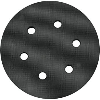 PORTER-CABLE Hook And Loop Pad, Contoured, 6-Inch (18002)
