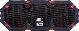 Altec Lansing IMW478s Mini LifeJacket-3 Bluetooth Speaker Waterproof, Red/Black