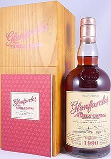 Glenfarclas 1990 27 Years The Family Casks Sherry Butt Cask 9255 Highland Single Malt Scotch Whisky Cask Strength 51,2% Vol. - eine von 596 Flaschen!