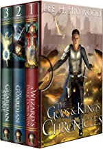 The Gods and Kings Chronicles Box Set: A Wizard's Dark Dominion, The Guardian, The Guardian Stone: The Complete Epic Fantasy Series