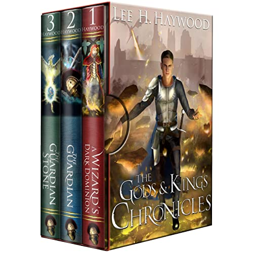 The Gods and Kings Chronicles: A Wizard's Dark Dominion, The Guardian, The Guardian Stone