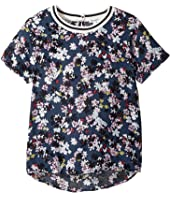 Splendid Littles - All Over Floral Printed Top (Big Kids)