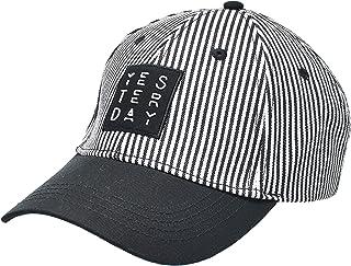 قبعة تيريسا للرجال من اوه في اس، اللون: أسود، المقاس: مقاس واحد.