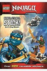 LEGO® Ninjago: Ready Steady Stick! Activity Book Paperback