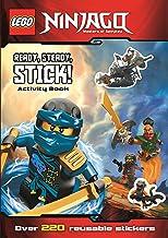LEGO® Ninjago: Ready Steady Stick! Activity Book
