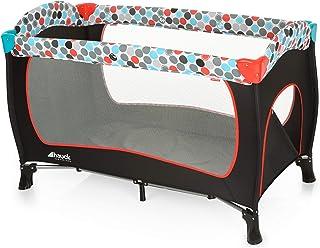 Fisher-Price Sleep'n Play Plus, Travel Bed, 0M+ to 15 kg - FP Gumball Black