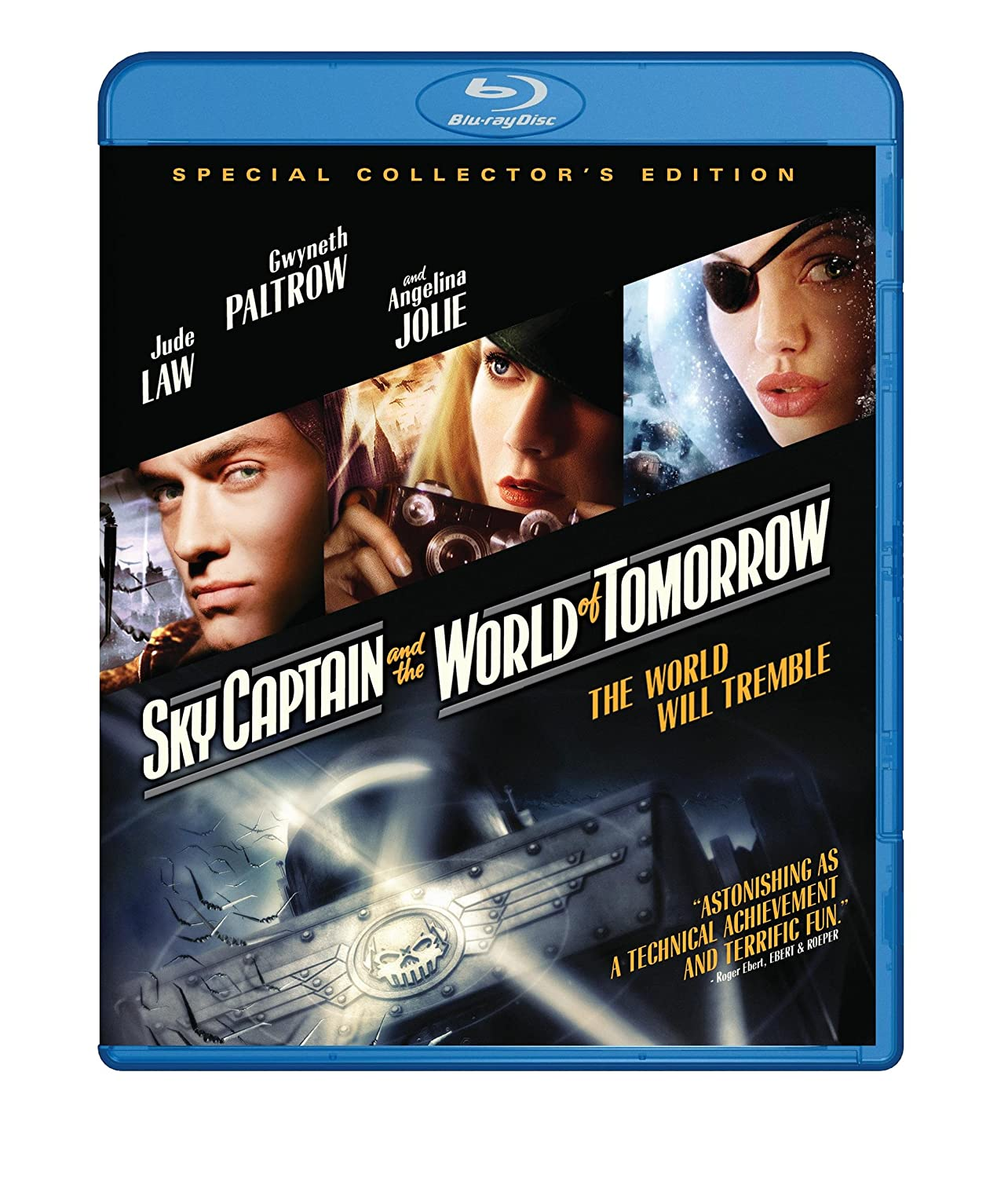Sky Captain And The World 2004 Popular brand BD Max 72% OFF Of Tomorrow Blu-ray