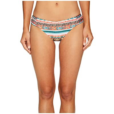 BECCA by Rebecca Virtue Tapestry Tab Side Bottom (Multi) Women