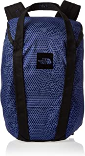 The North Face Instigator 20 Backpack, Unisex, Aztec Blue Geo Topo Print/Tnf Black, Not93Kuy-C11