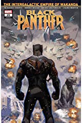 Black Panther (2018-) #25 Kindle Edition