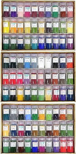 online al mejor precio 90 Color set auspicious mineral pigments (japan (japan (japan import)  solo cómpralo