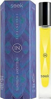 Intelligent Nutrients Seek Concentrate - Complex Earthy Fragrance with Cistus, Oakmoss, Neroli & Vetiver (0.3 oz)
