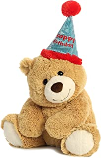 Aurora World Plush Bear, Happy Birthday Bear