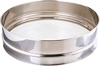 Winco SIV-10 Sieves, 10-Inch, Stainless Steel