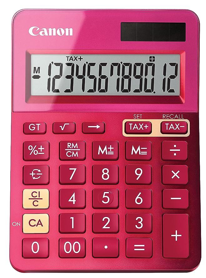 看板変色する長老Canon LS-123K Calculator- MPK