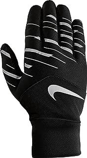 Nike Men's Printed Dry Tempo 360 Flash Running Gloves