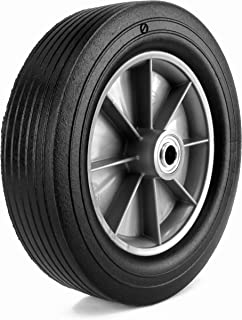 Martin Wheel 12X3.00 12-Inch General Purpose Wheel for Lawn Mower, 3/4-Inch Ball Bearing by 3-1/4-Inch Centered Hub