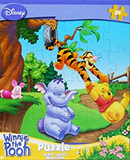 winnie the pooh 24 piece puzzle