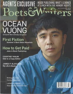 Poets & Writers Magazine July/August 2019