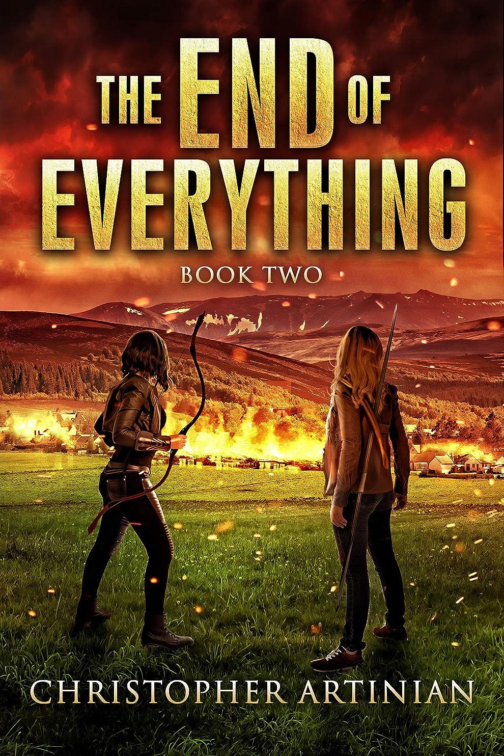 物足りない関係ないエレベーターThe End of Everything: Book 2 (English Edition)