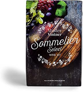 Master Vintner - Sommelier Select Chilean Malbec Wine Recipe Kit Makes 6 Gallons