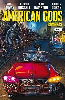 American Gods Sombras nº 04/09 (Biblioteca Neil Gaiman)