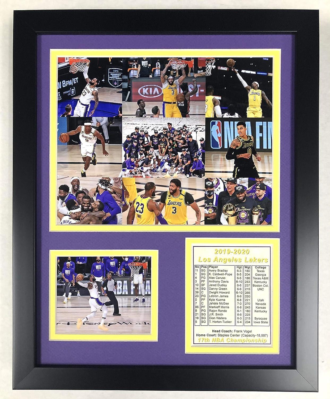 LA Lakers 2019-2020 NBA Cheap mail order shopping Champions x15 Coll 12