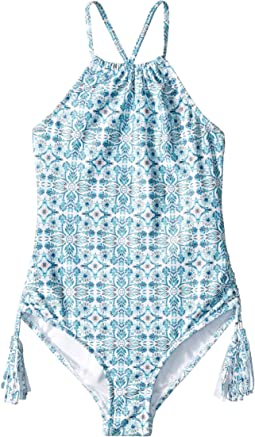 Nappies Hatley Baby Boys' Mini Rashguard One-piece Swimsuit Baby