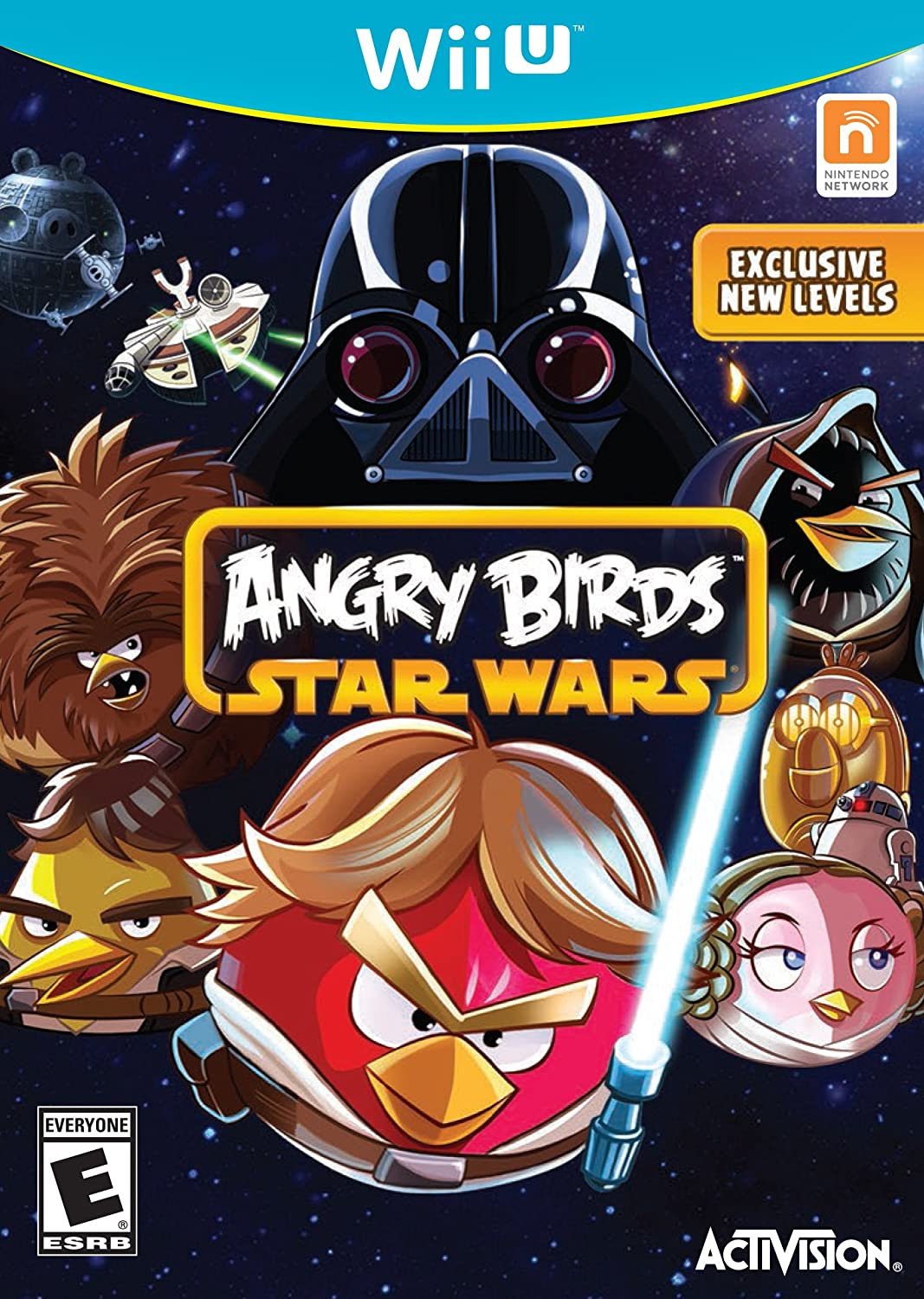 Amazon Com Angry Birds Star Wars Playstation 4 Activision Inc Video Games
