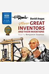 More Great Inventors and Their Inventions Audible Audiobook