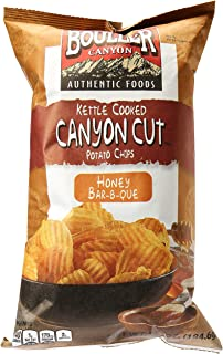 Boulder Canyon Chip Cut, Honey BBQ, 6.5 oz