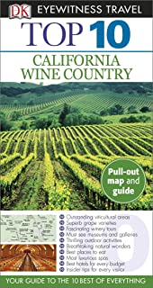 DK Eyewitness Top 10 California Wine Country (Pocket Travel Guide)