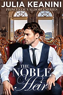 The Noble Heir (Princes of Valdoria Book 1)